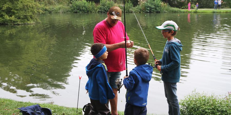 SAB Kinderfischen 2015